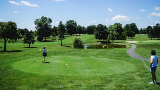 Mary Jane & Cleve J. Fredricksen Golf Tournament