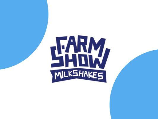 Farm Show Milkshakes with the Pinnacle Health Auxiliary
